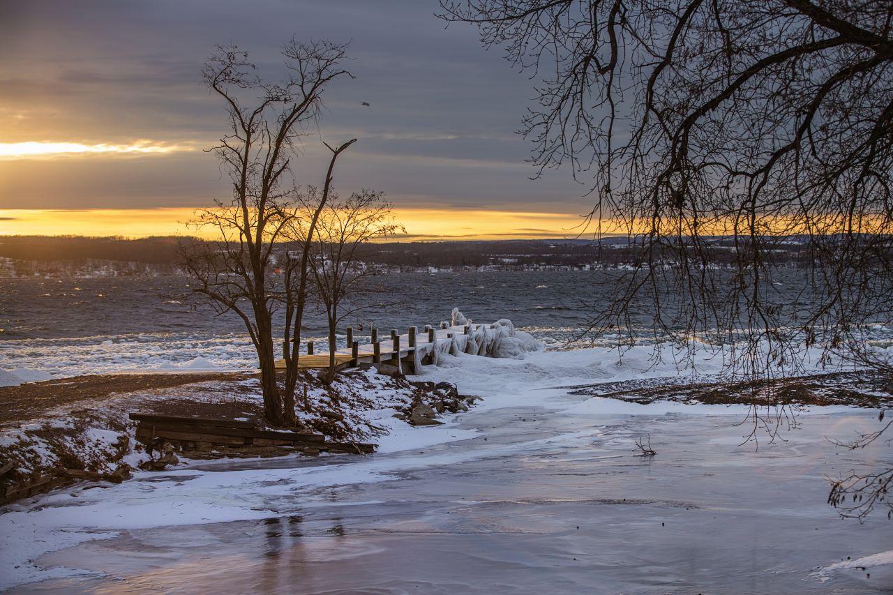 Seneca Lake from Willard (photo)