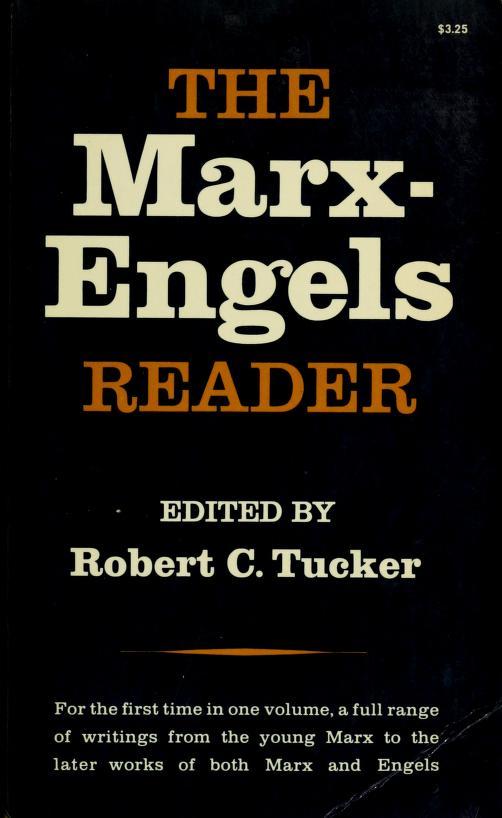 The Marx-Engels reader by Karl Marx